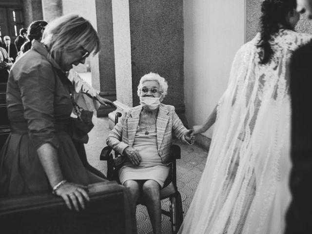 La boda de Francesc y Clara en Vilanova I La Geltru, Barcelona 51
