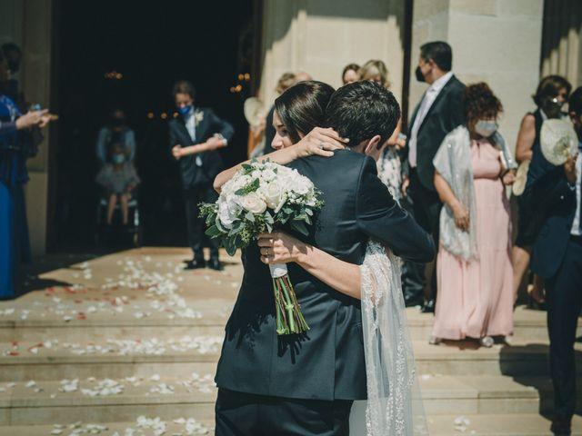 La boda de Francesc y Clara en Vilanova I La Geltru, Barcelona 53