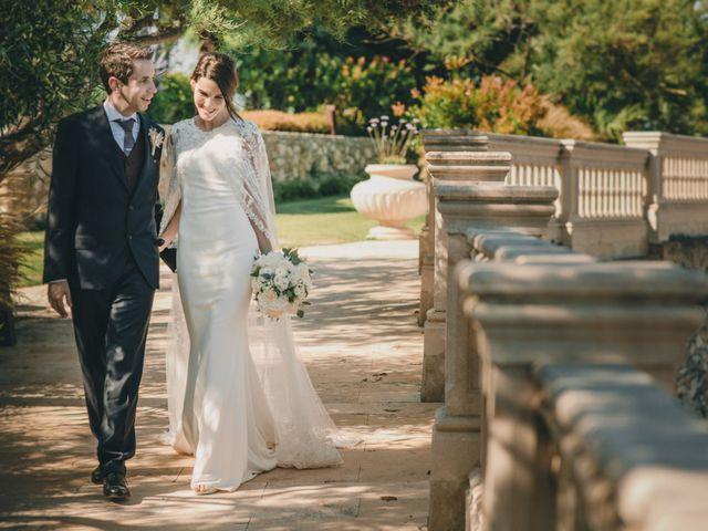 La boda de Francesc y Clara en Vilanova I La Geltru, Barcelona 62