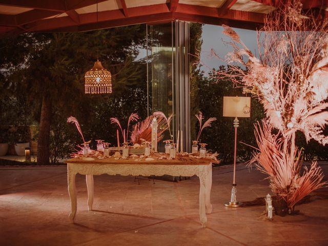 La boda de Francesc y Clara en Vilanova I La Geltru, Barcelona 94