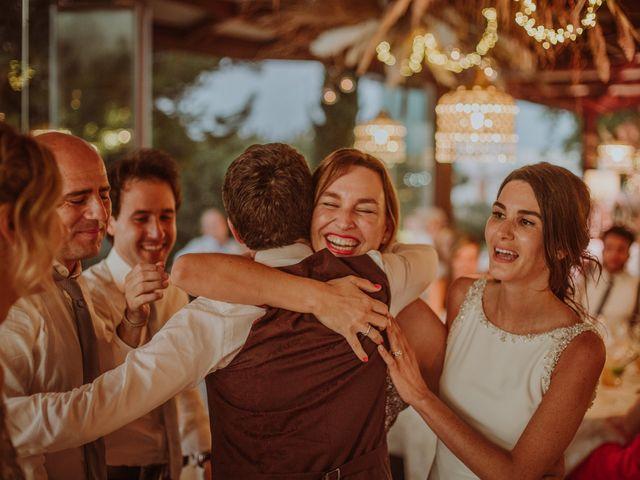 La boda de Francesc y Clara en Vilanova I La Geltru, Barcelona 102