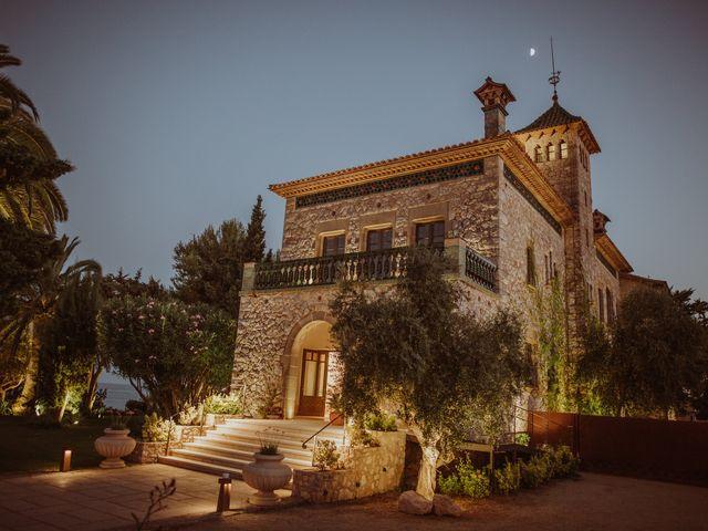 La boda de Francesc y Clara en Vilanova I La Geltru, Barcelona 2