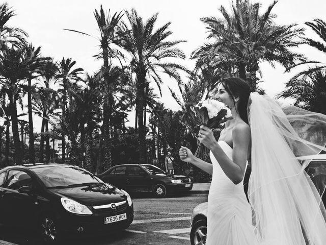La boda de Daniel y Verónica en Elx/elche, Alicante 9
