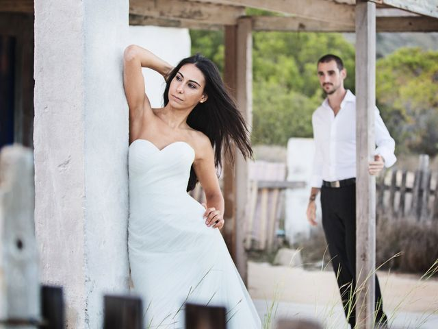 La boda de Daniel y Verónica en Elx/elche, Alicante 24