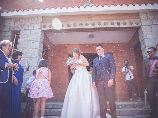 La boda de Alberto y Rocio en Pruvia (Llanera), Asturias 40