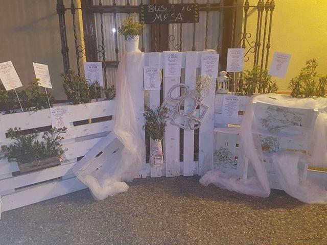 La boda de Daniel  y Angela  en Santiponce, Sevilla 1