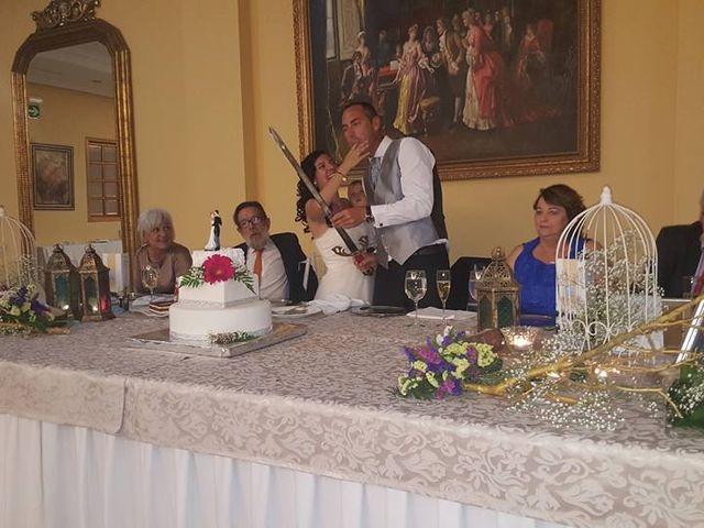 La boda de Daniel  y Angela  en Santiponce, Sevilla 2