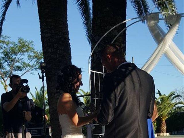 La boda de Daniel  y Angela  en Santiponce, Sevilla 5
