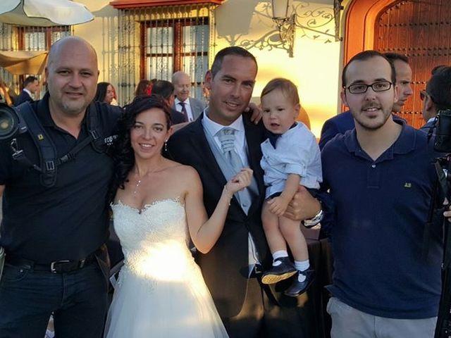 La boda de Daniel  y Angela  en Santiponce, Sevilla 9
