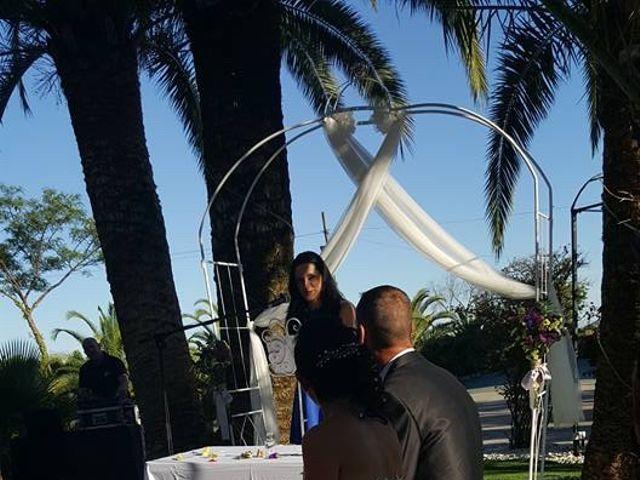 La boda de Daniel  y Angela  en Santiponce, Sevilla 11