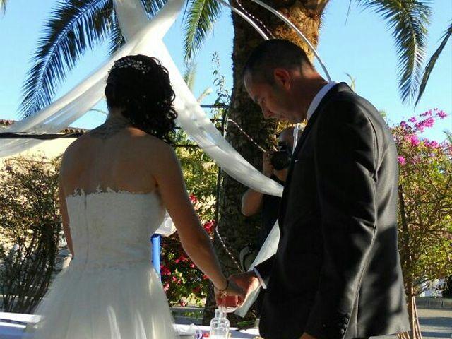 La boda de Daniel  y Angela  en Santiponce, Sevilla 14