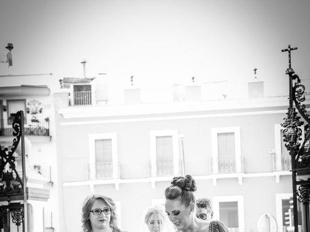 La boda de Javi y Eva en La Rinconada, Sevilla 5