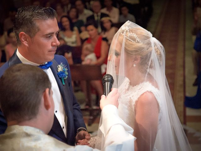 La boda de Javi y Eva en La Rinconada, Sevilla 7