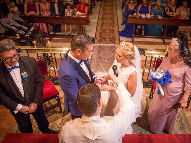 La boda de Javi y Eva en La Rinconada, Sevilla 8