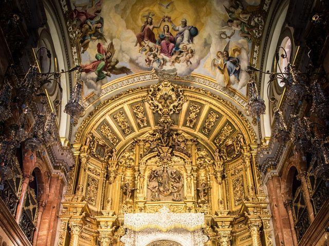 La boda de Javi y Eva en La Rinconada, Sevilla 9