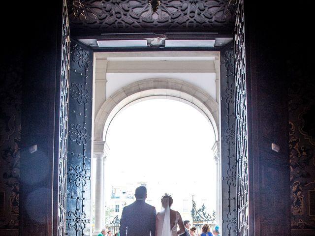 La boda de Javi y Eva en La Rinconada, Sevilla 10
