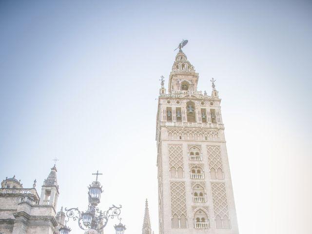 La boda de Javi y Eva en La Rinconada, Sevilla 11