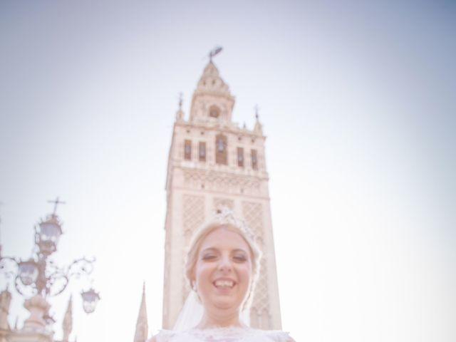 La boda de Javi y Eva en La Rinconada, Sevilla 12