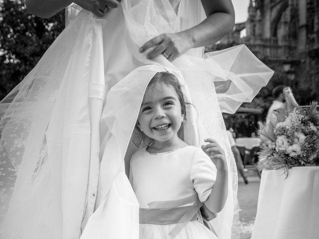 La boda de Javi y Eva en La Rinconada, Sevilla 13