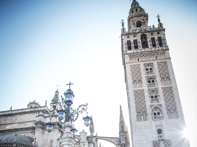 La boda de Javi y Eva en La Rinconada, Sevilla 14