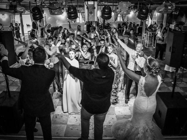 La boda de Javi y Eva en La Rinconada, Sevilla 24