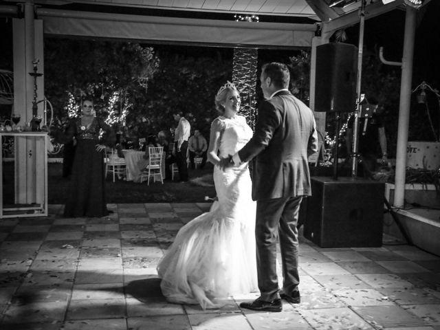 La boda de Javi y Eva en La Rinconada, Sevilla 25