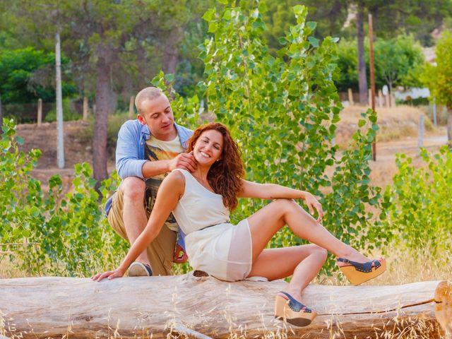 La boda de Rafa y Andrea en Cuenca, Cuenca 3