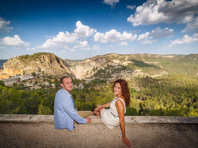 La boda de Rafa y Andrea en Cuenca, Cuenca 4