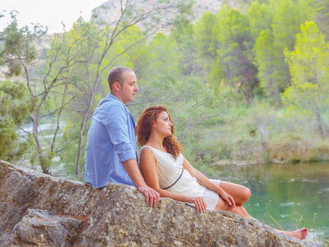La boda de Rafa y Andrea en Cuenca, Cuenca 6