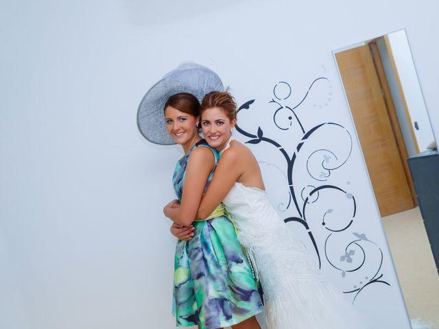 La boda de Rafa y Andrea en Cuenca, Cuenca 20