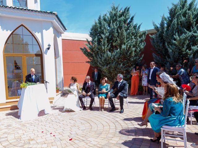 La boda de Rafa y Andrea en Cuenca, Cuenca 25