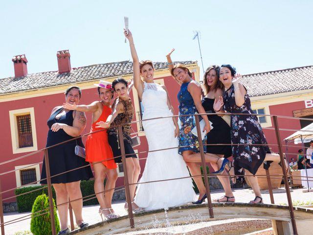 La boda de Rafa y Andrea en Cuenca, Cuenca 30