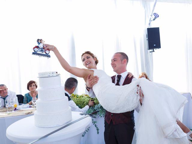 La boda de Rafa y Andrea en Cuenca, Cuenca 33