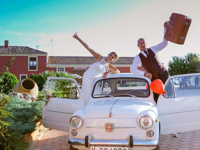 La boda de Rafa y Andrea en Cuenca, Cuenca 35