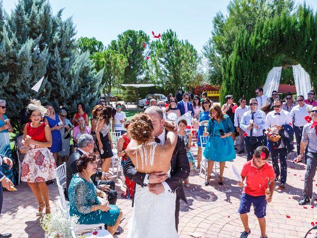 La boda de Rafa y Andrea en Cuenca, Cuenca 37