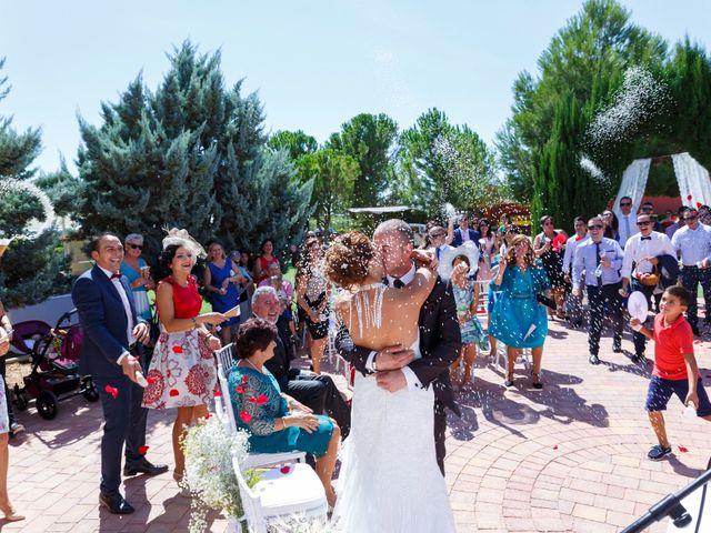 La boda de Rafa y Andrea en Cuenca, Cuenca 42