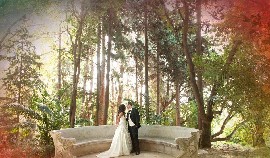 La boda de Manuel y Raquel en Antequera, Málaga