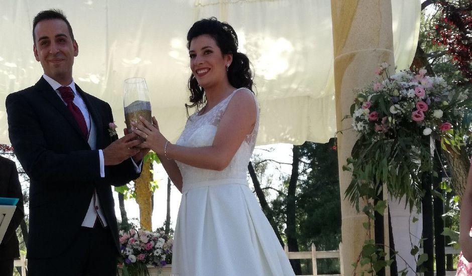 La boda de Héctor y Sarai en Garray, Soria