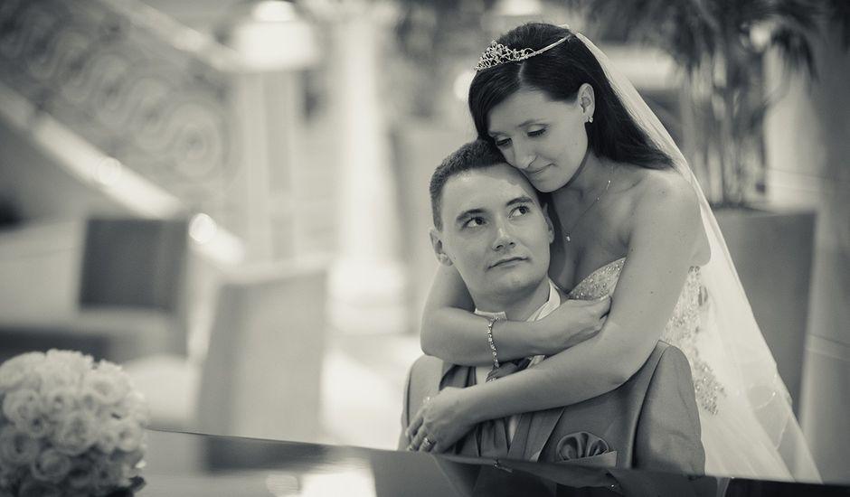La boda de Kirill  y Anastasia en Almería, Almería