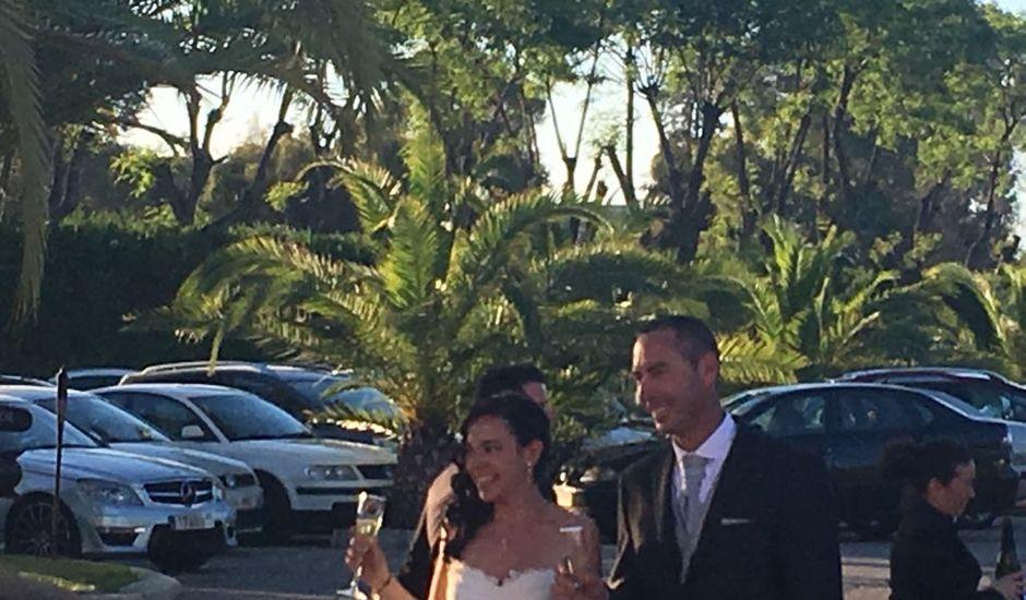 La boda de Daniel  y Angela  en Santiponce, Sevilla