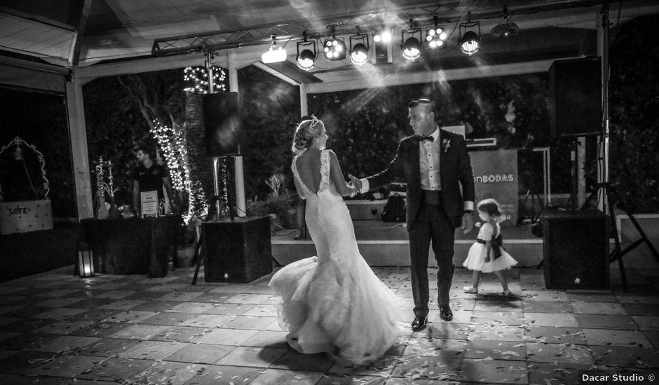 La boda de Javi y Eva en La Rinconada, Sevilla
