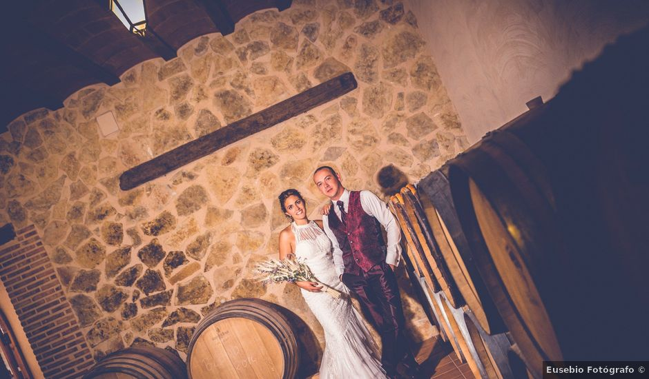 La boda de Rafa y Andrea en Cuenca, Cuenca