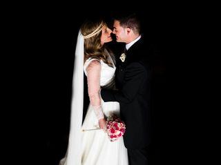 La boda de Isabel y David