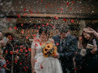 La boda de Kim y Antonio