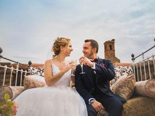 La boda de Matilda y José Manuel