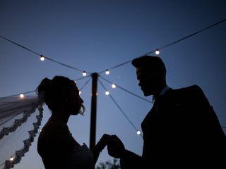 La boda de Rosa y Juab