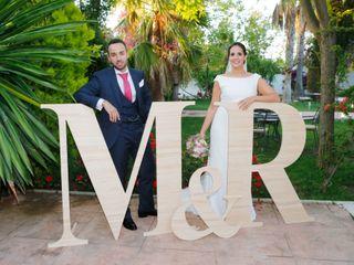 La boda de Rocío y Mario