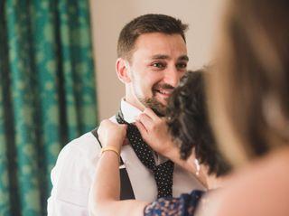 La boda de Rebeca y Pedro 2