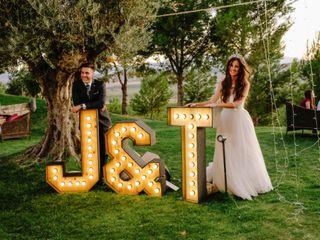La boda de Teresa Arriazu y Juan Fernandez 2
