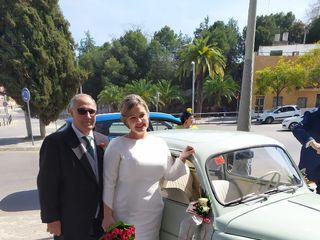 La boda de Aurora  y Pedro  1